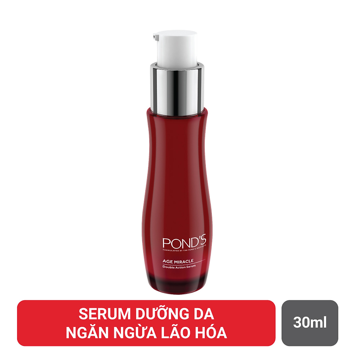 Serum ngăn ngừa lão hóa Pond's Age Miracle Double Action