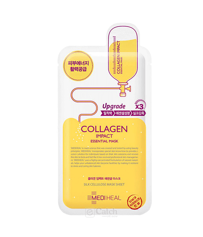 Mediheal Collagen Impact Essential Mask EX
