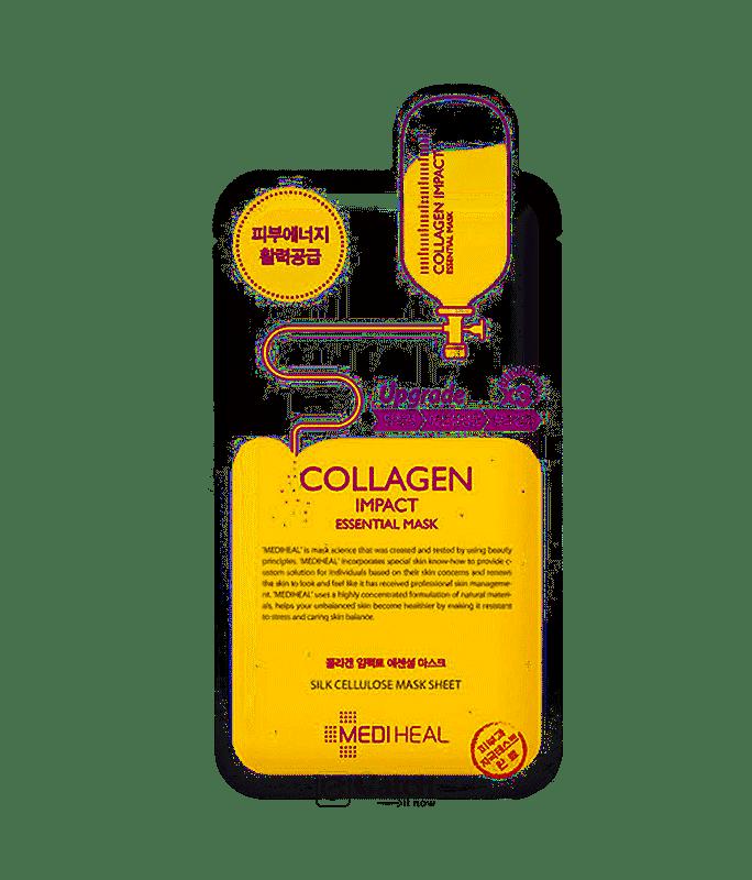 Mediheal Collagen Impact Essential Mask EX mặt nạ collagen