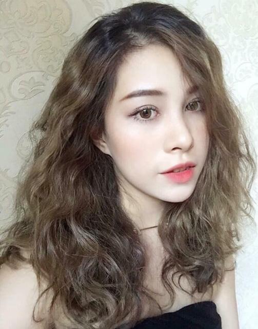 Những kiểu tóc mái trẻ trung