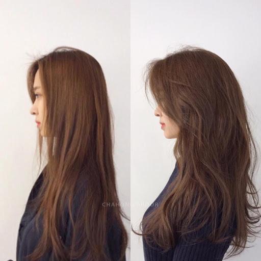 uốn tóc nữ