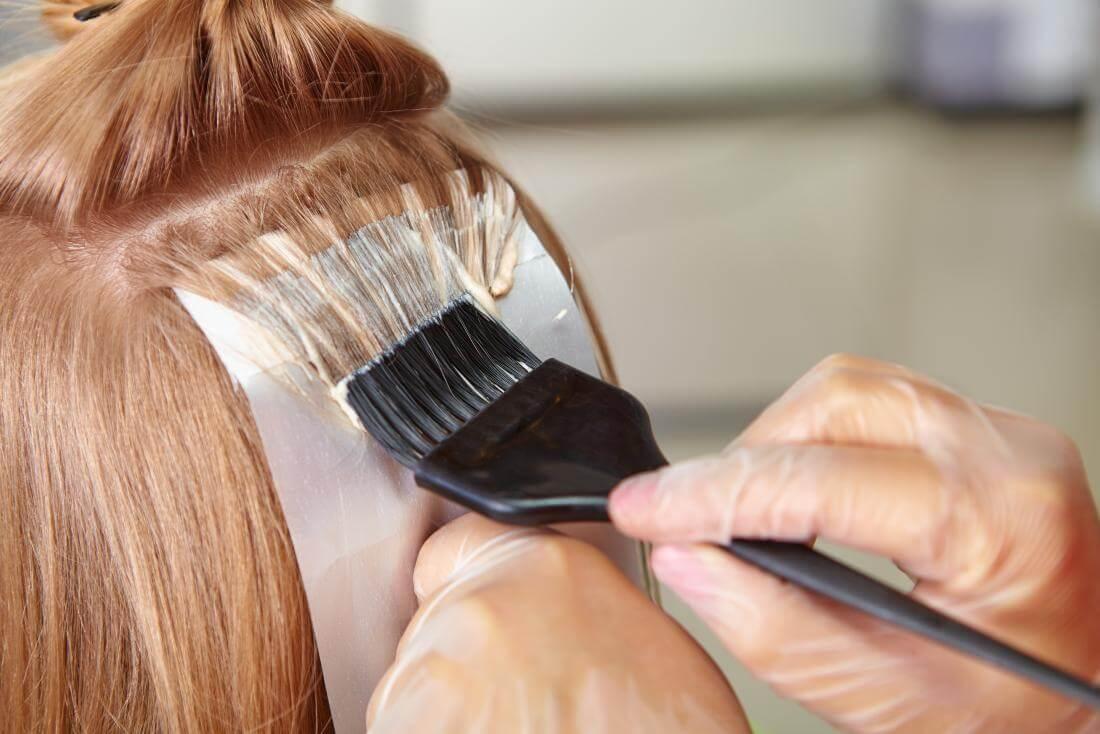 cách nhuộm tóc tại nhà