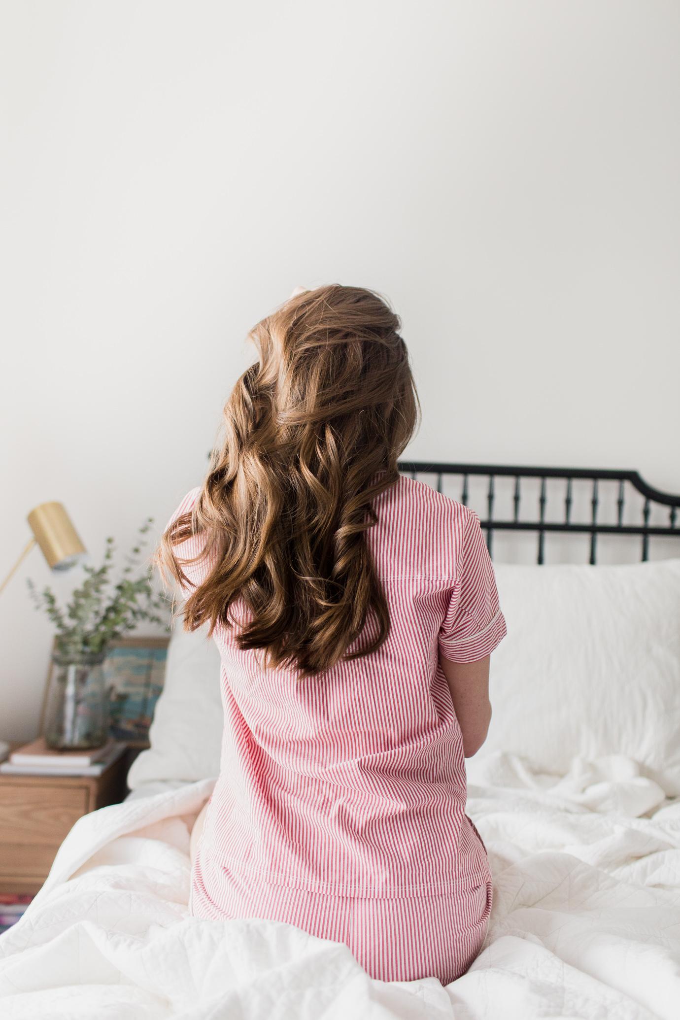 Cách ủ tóc bằng collagen tại nhà