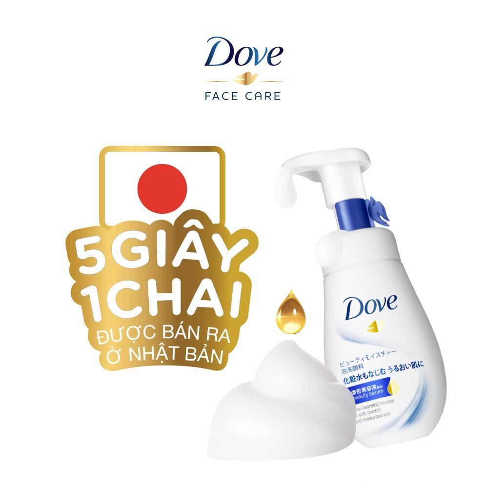 sữa rửa mặt dưỡng ẩm Dove