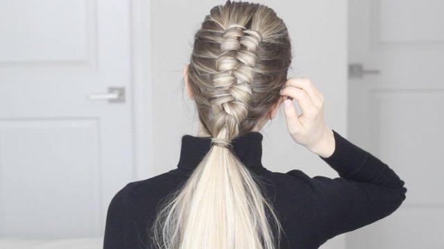 Gợi ý 10 kiểu tết tóc đi học cực gọn, nhanh & đơn giản