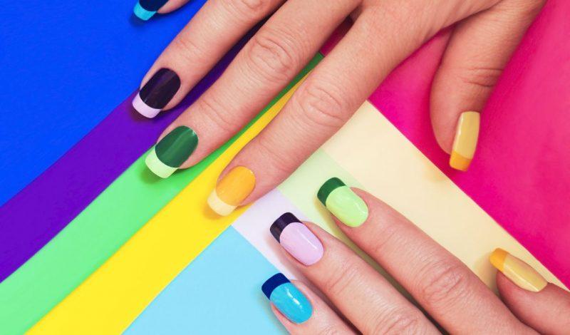 Ghi điểm đầu Xuân cùng 10 kiểu sơn đầu móng đẹp & mẫu móng tay đẹp tinh tế 2021
