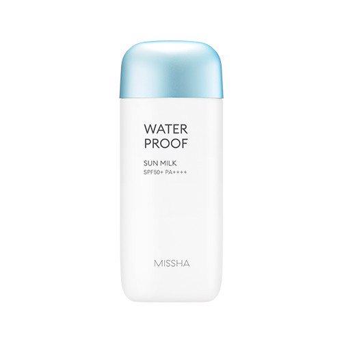 kem chống nắng hoá học Missha Waterproof Sun Milk SPF 50+/PA+++