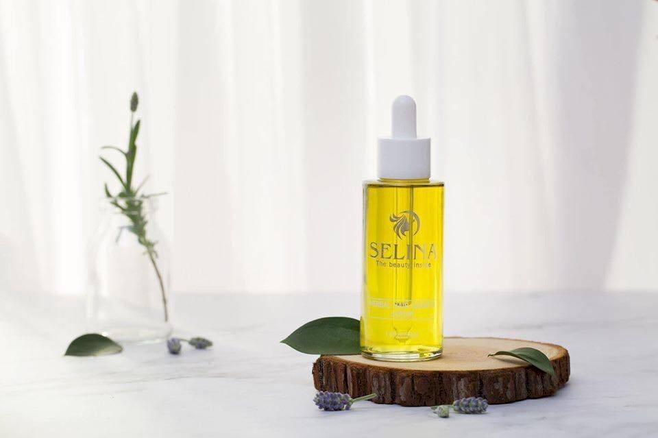 sản phẩm kích thích mọc tóc Serum kích thích mọc tóc Selina