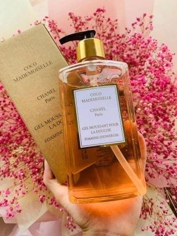 Sữa tắm nước hoa Chanel Coco Mademoiselle Foaming Shower Gel