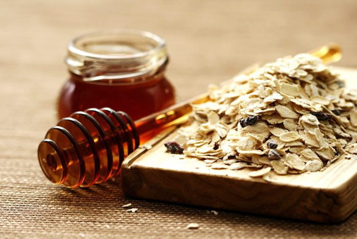 Dưỡng ẩm cho da nhờn với mật ong