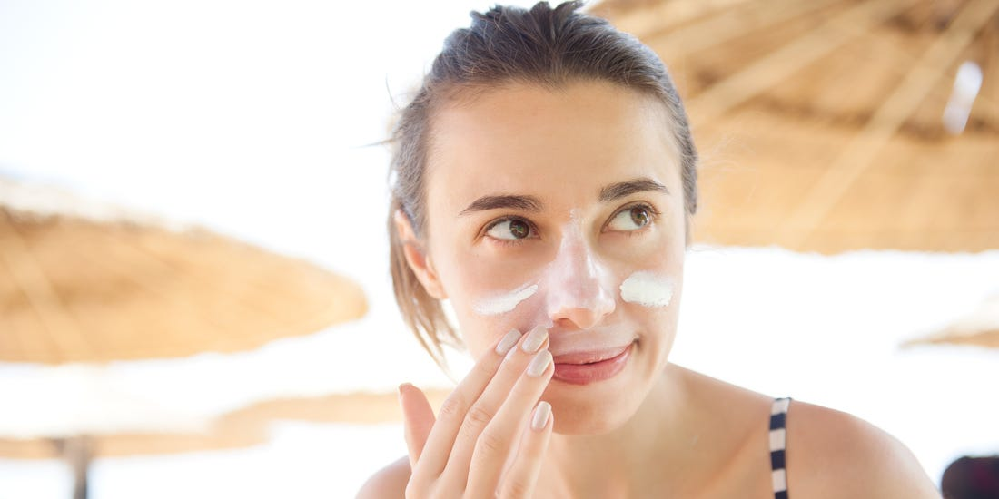 Lựa chọn kem chống nắng phổ rộng để bảo vệ da toàn diện