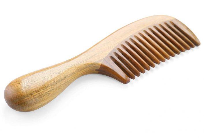 Cách giữ nếp tóc xoăn sóng nước
