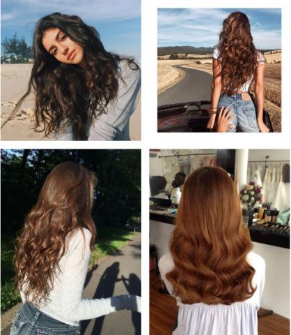 những kiểu tóc dài đẹp 5