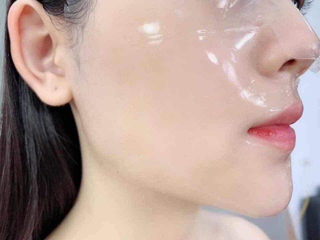 Đắp mặt nạ giấy Mặt nạ hydrogel