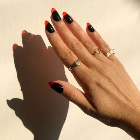 25 ý tưởng vẽ móng tay kiểu Pháp tuyệt đẹp cho quý cô công sở