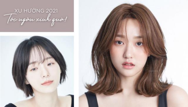 Top 30+ kiểu tóc ngắn đẹp, tóc ngang vai trẻ trung, dẫn đầu xu hướng 2021