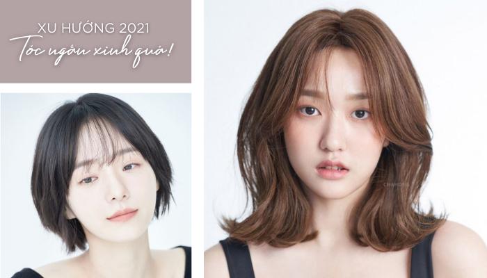 30+ Kiểu tóc ngắn đẹp 2021, ăn gian tuổi nhất cho mọi khuôn mặt