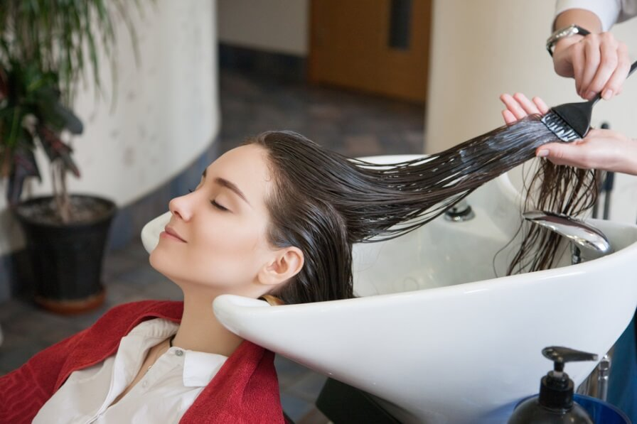phục hồi tóc