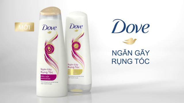 Review tất tần tật về dầu gội trị rụng tóc hoàn toàn mới của nhà Dove! Liệu nàng có nên dùng?