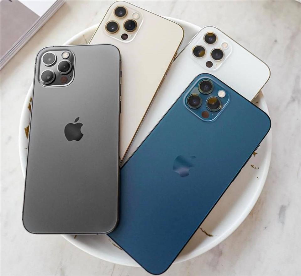 quà công nghệ iphone 12