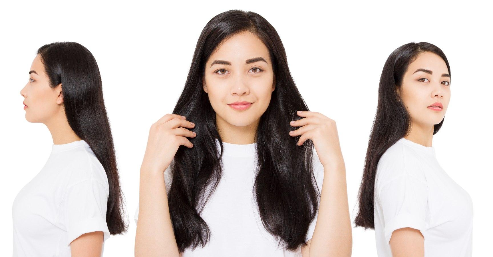 dầu gội mượt tóc