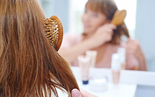 chăm sóc tóc uốn