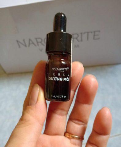 Serum trị thâm môi của dược phẩm Việt Nargurite