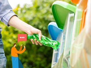 Lý do và lợi ích của việc phân loại rác thải nhựa tại nhà