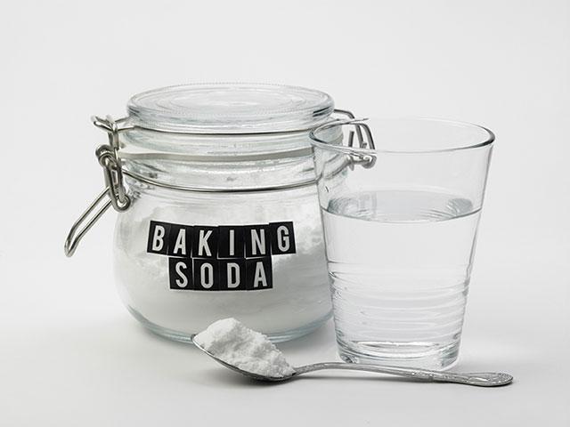 Cách trị hôi miệng bằng baking soda