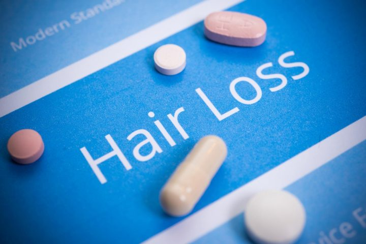 thuốc gây rụng tóc