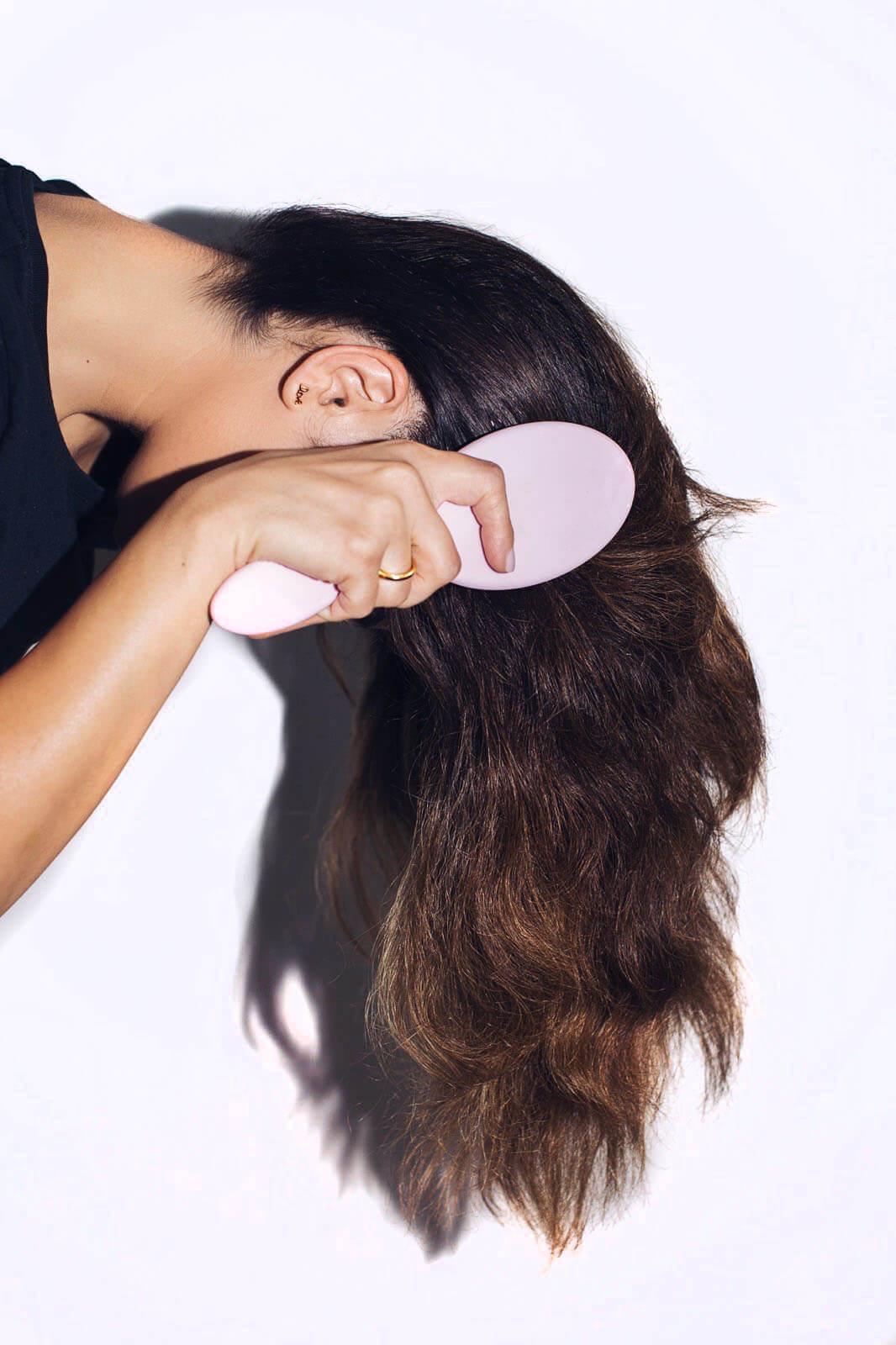 cách làm tóc thẳng