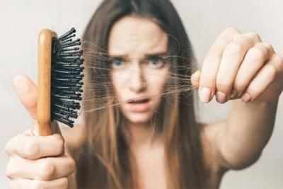 dầu oliu cho tóc