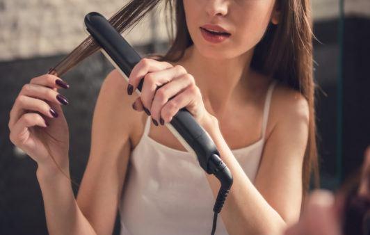 4 thủ thuật tạo kiểu tóc với nhiệt các nàng nên biết