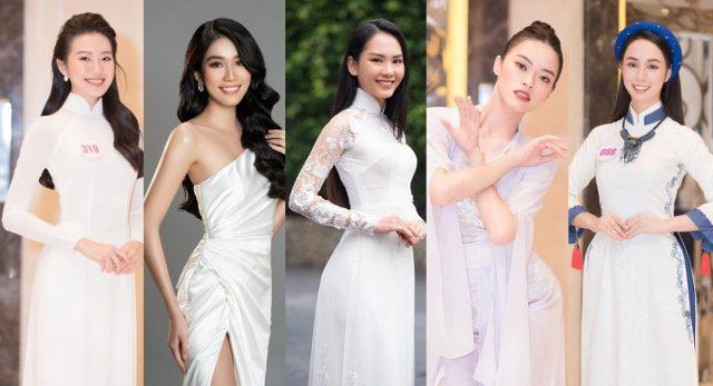 """Điểm danh 5 gương mặt """"tài sắc vẹn toàn"""" tại cuộc thi Hoa hậu Việt Nam 2020"""