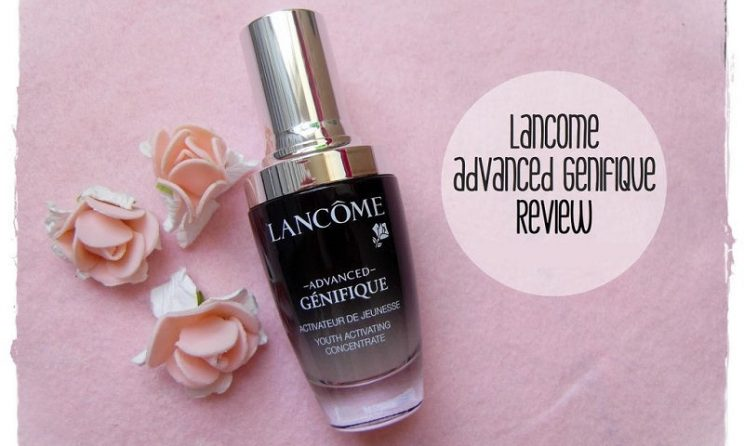 Giá bán Serum Lancôme Advanced Génifique Youth Activating