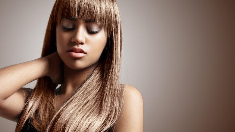 màu tóc đẹp cho da ngăm