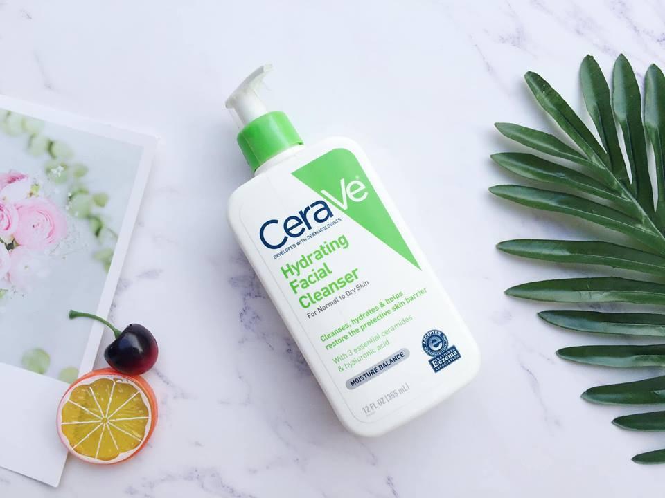 Sữa tắm Cerave Hydrating Body Wash