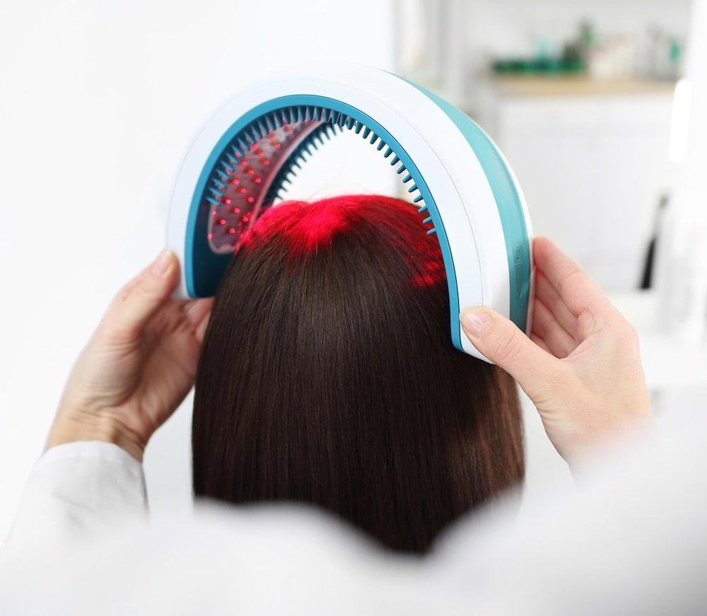 cách chống rụng tóc