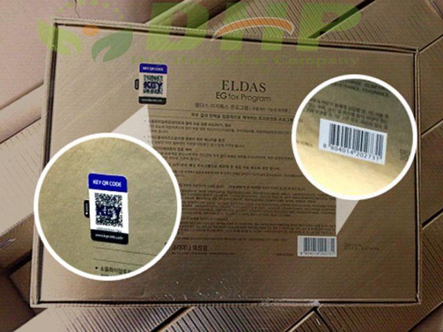 Nhận biết tế bào gốc Eldas