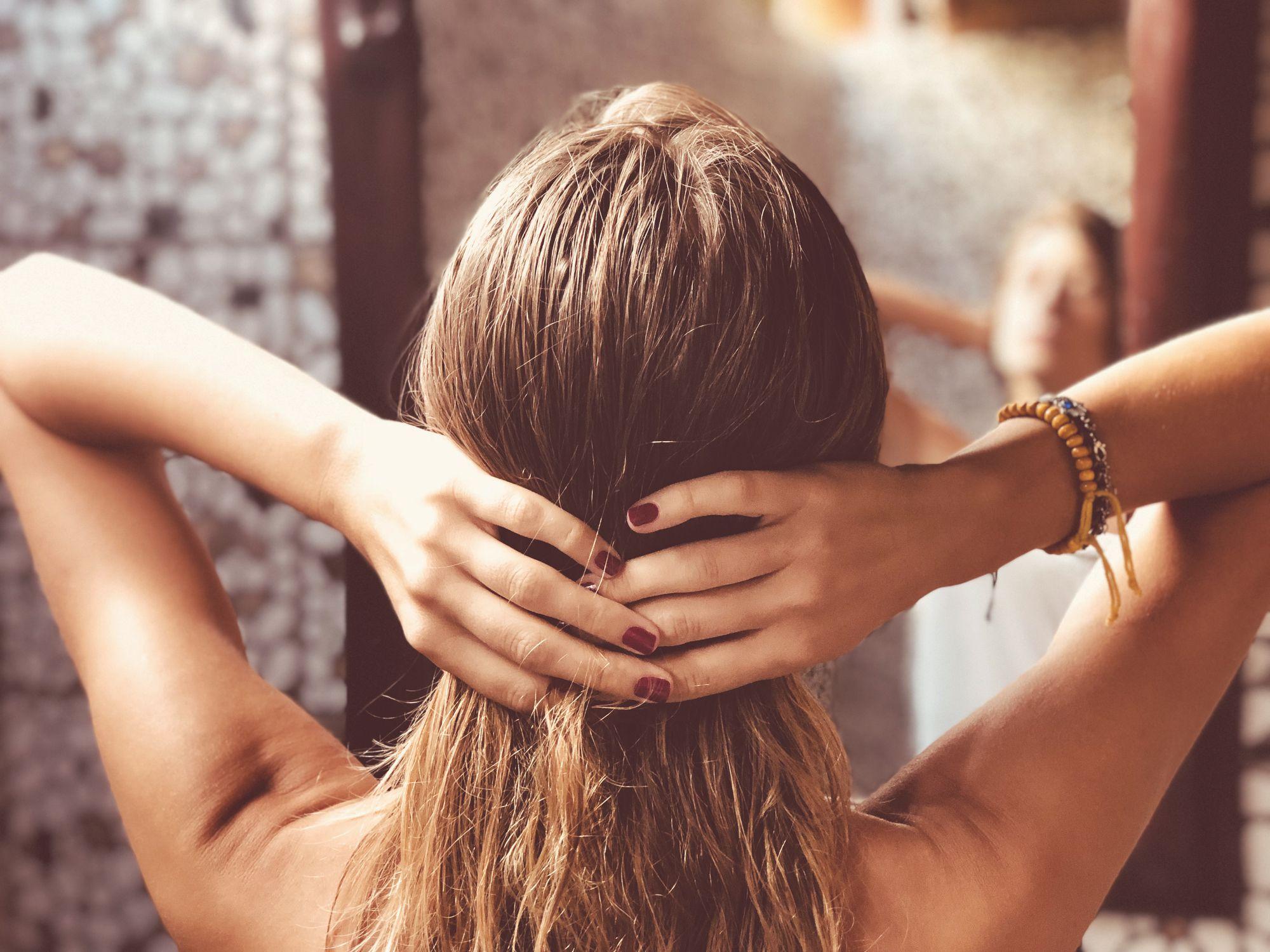 tóc rụng theo mùa