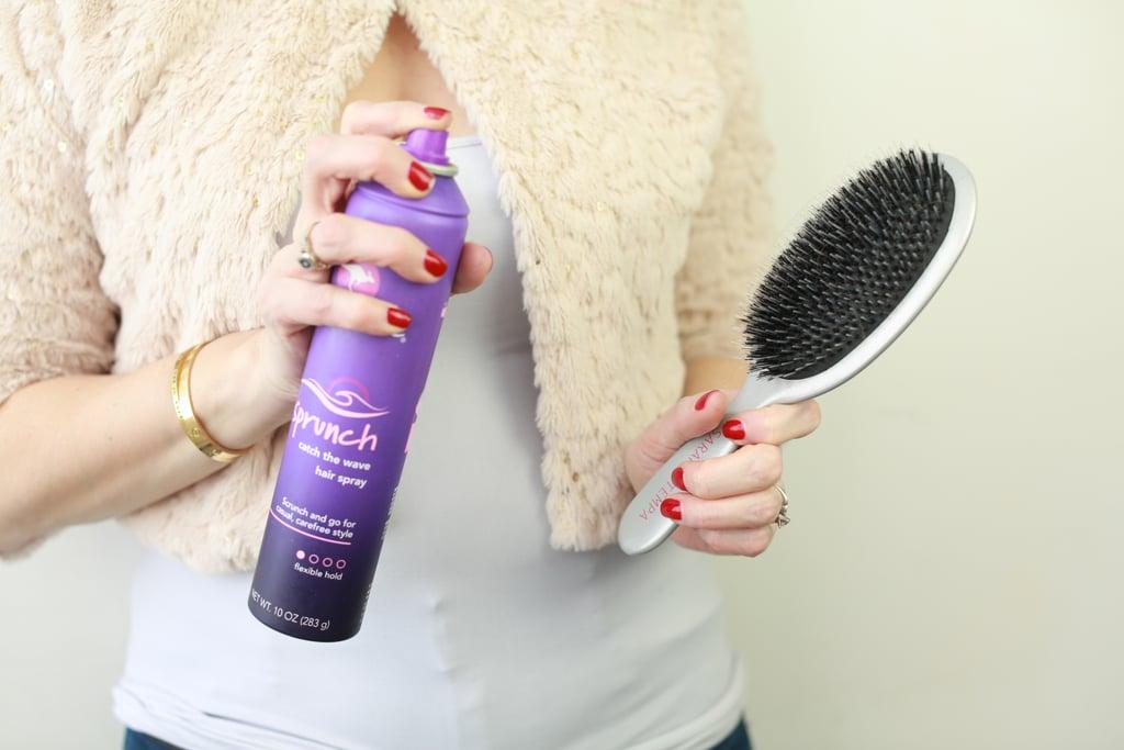 cách làm xịt dưỡng tóc