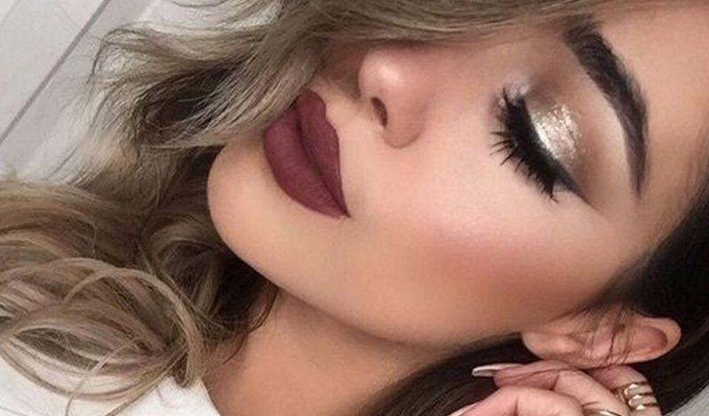 """Chiếm """"spotlight"""" ngày Tết với các kiểu makeup đẹp lung linh"""