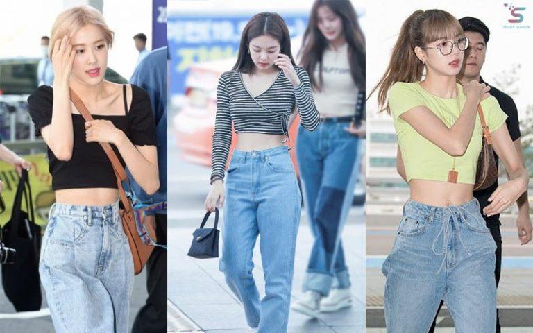 quần jean blackpink