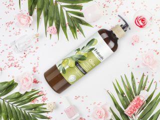 Review dầu gội và dầu xả Naturals By Watsons Chiết Xuất Olive dưỡng ẩm tóc khô và giảm rụng tóc