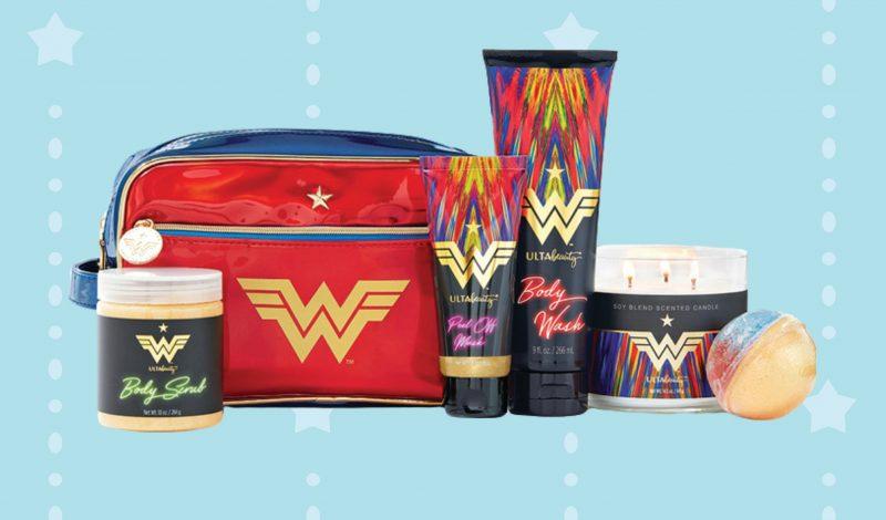 Những bộ sưu tập làm đẹp lấy cảm hứng từ phim Wonder Woman 1984