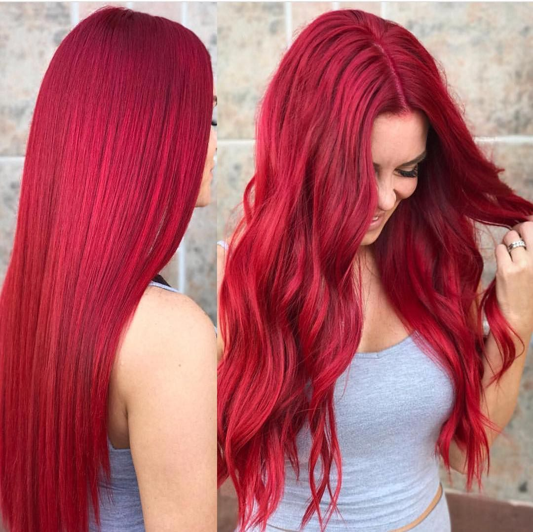 Tóc màu đỏ