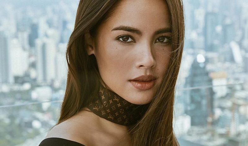 Top đại mỹ nhân đẹp nhất Thái Lan: Khung xương mặt, ngũ quan, vóc dáng đỉnh hơn 'chữ đỉnh'
