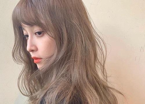 Top 9 tóc màu nâu sữa tôn da và trendy nhất 2021
