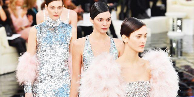 Những xu hướng làm đẹp độc đáo từ show diễn thời trang cao cấp mùa xuân/hè 2021