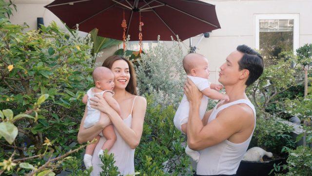 Dân mạng tranh cãi nảy lửa khi Hà Hồ tập tạ nặng sau 4 tháng sinh đôi: 'Xa xỉ sức khoẻ'